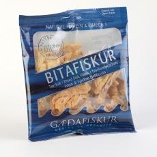 Trockenfisch - Chips (50g) - Lieferzeit beachten!