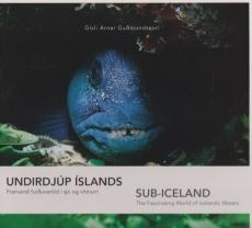Bildband Sub-Iceland - The Fascinating World of Icelandic Waters