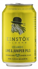 Einstök Icelandic Lime and Juniper Pils  (330 ml)