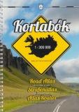 Straßenatlas Island 1:300.000