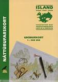 Vegetationskarte von Island 1 : 500.000