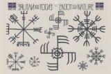 Ablösbare Tattoos - Galdrastafur