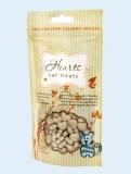 Cat treats - Fisch-Snack für Katzen in Herzform (40g)